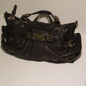 Michael Kors Pebble Leather Satchel